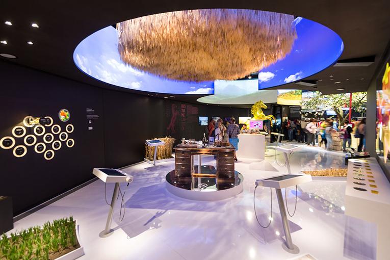 Expo Mailand – Pavillon Kasachstan