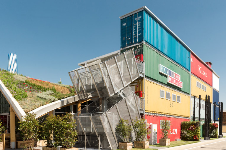 Expo Mailand – Monaco Pavillon