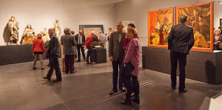 Museum Schnütgen – Die Heiligen Drei Könige