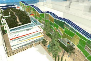 designatics renderings Expo