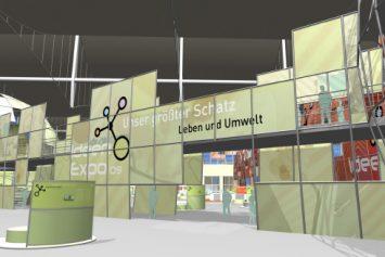 designatics renderings IdeenExpo