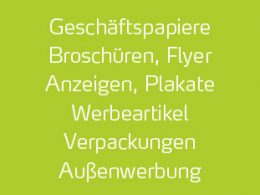 designatics – Corporate Design, Geschäftspapiere, Broschüren, Flyer, Anzeigen, Plakate, Werbeartikel, Verpackungen, Außenwerbung