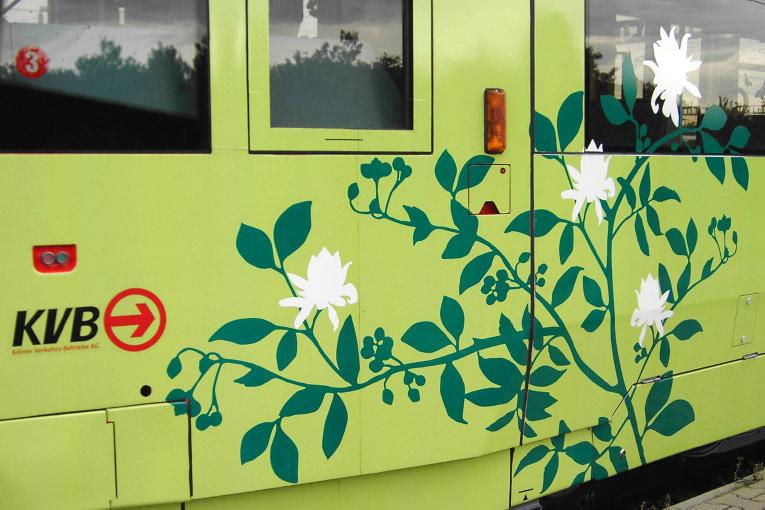 Dinger's Gartencenter – Corporate Design