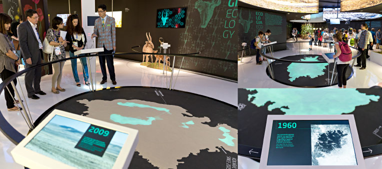 designatics – Expo Mailand, Pavillon Kasachstan