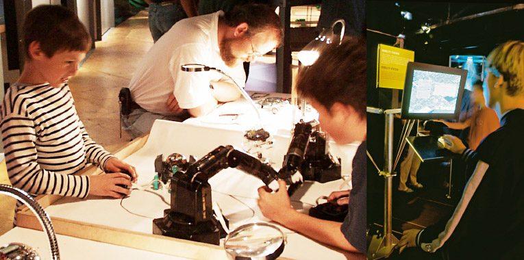 Daimler-Chrysler – lab 01 – Ein Labor der Zukunft