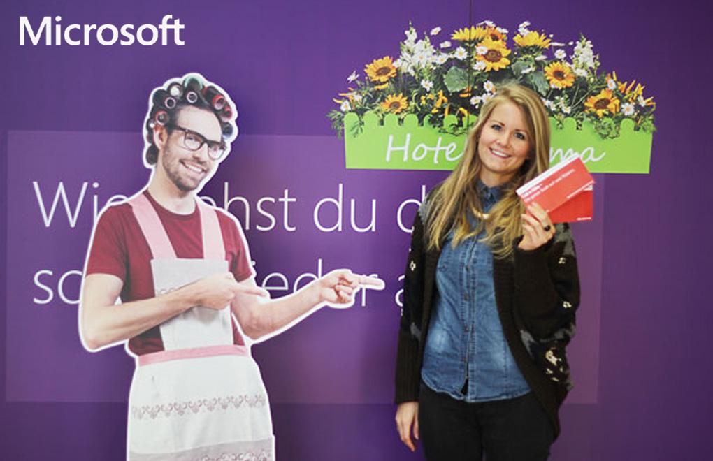Microsoft, Hotel Mama