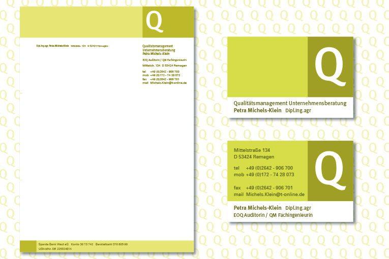 Qualitätsmanagement Michels-Klein
