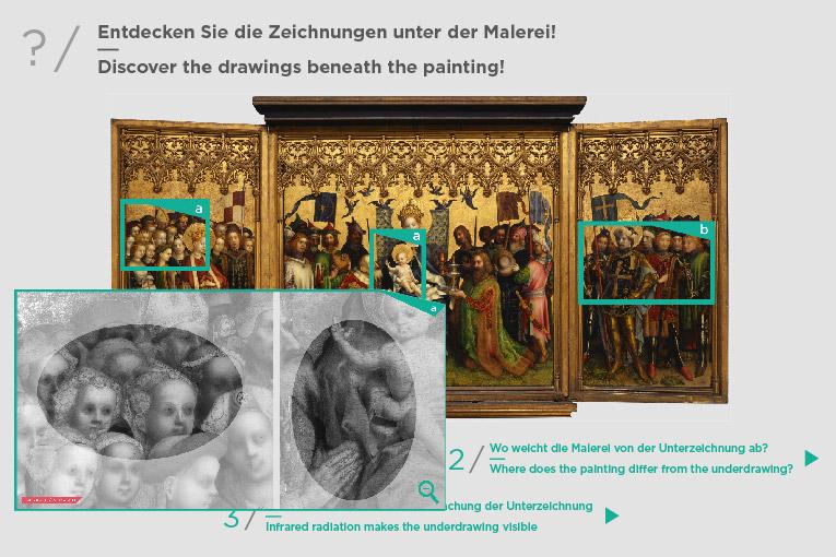 Wallraf – Der Altar der Stadtpatrone