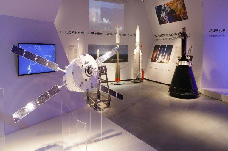 ESA / BMWi / DLR / BDLI – Spacelab