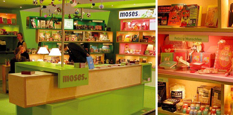 Moses Verlag – Eine Idee mehr