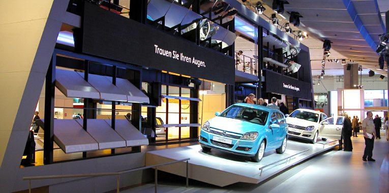 Opel – Dynamic Tracks