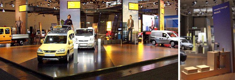 Opel – Rundum-Scan