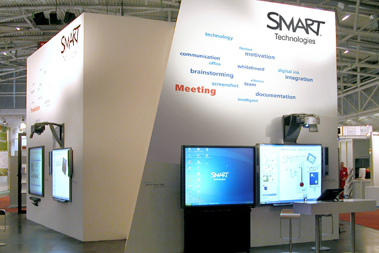 Smart Technologies – Interactive Displays