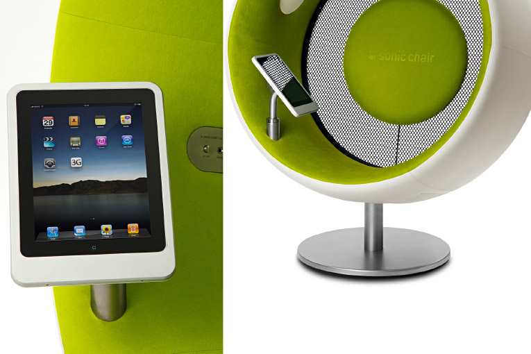 sonic chair – sit inside sound