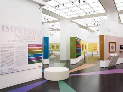 Wallraf-Richatz-Museum – Impressionismus