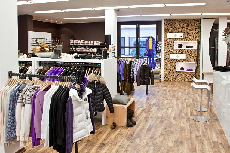 Alpenstille – Ski- und Snowboard Shop