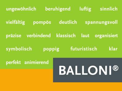 Ideen für Ihre Deko – Balloni Eventgestaltung