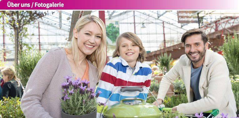 Grünes Leben – Dinger's Gartencenter