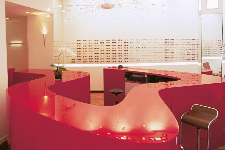 Freiform – Showroom