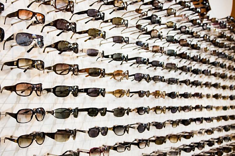 Sunshine – Showroom Sonnenbrillen
