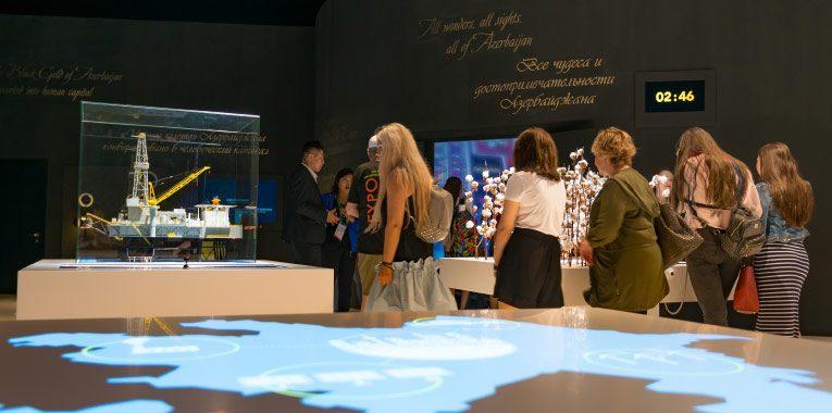 designatics Expo Kasachstan – Aserbaidschan