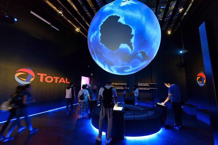 Expo Kasachstan – Total