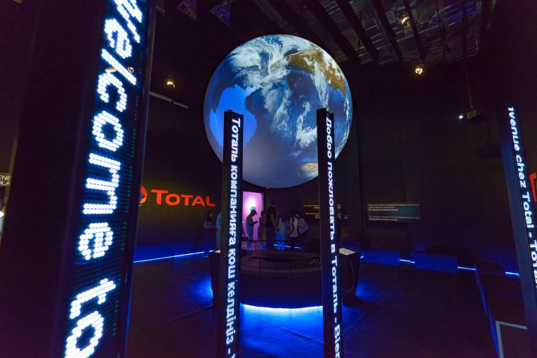 Expo Kasachstan – Total