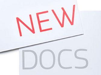 designatics / New Docs