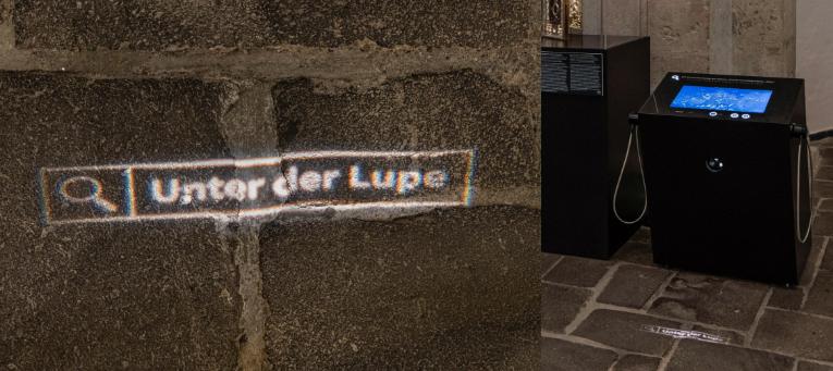 designatics – Museum Schnütgen, Unter der Lupe
