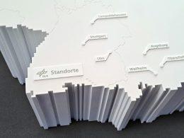 designatics / DLR Standorte
