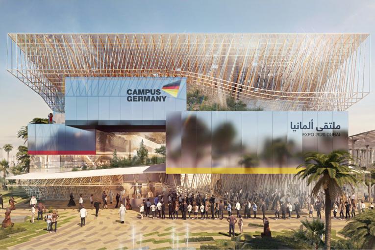 designatics / Expo Dubai – Deutschland
