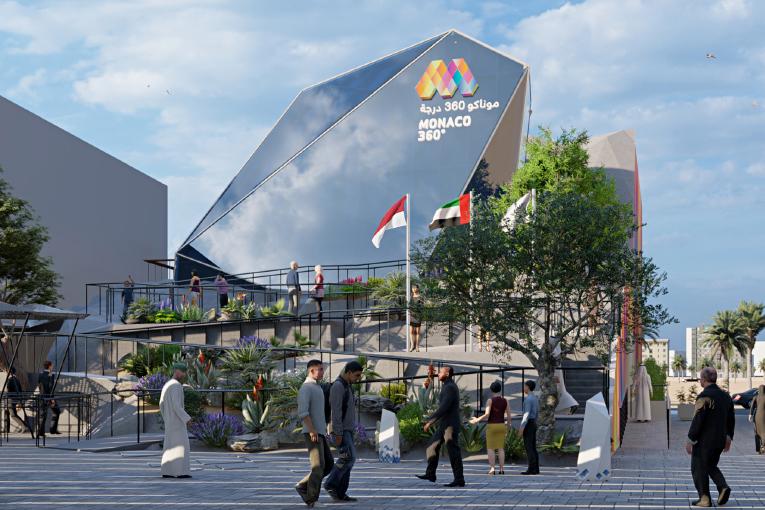 designatics / Expo Dubai – Monaco